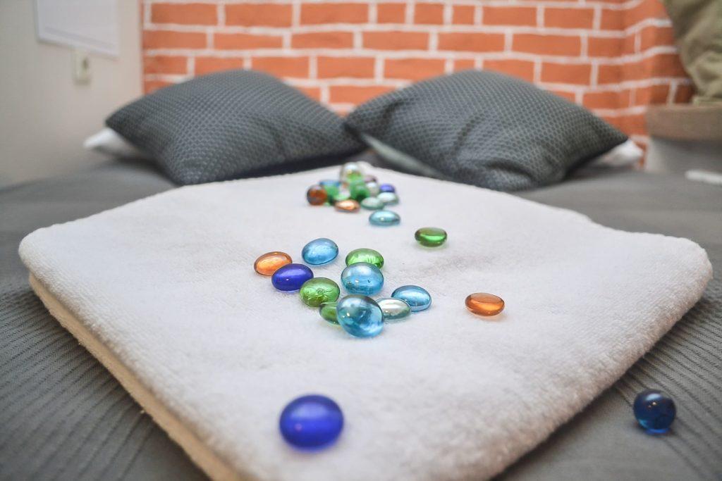 Фотография номера «Улучшенная студия» в апарт-отеле VNorke.ru